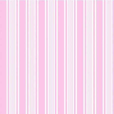 110 MTS X 62 CM ROLLO PAPEL DE SEDA ROSA COLOR PASTEL DECORADO/ ESTAMPADO RAYAS
