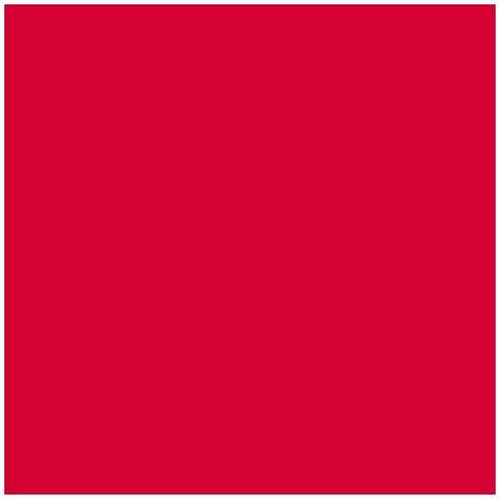 110 Mts x 60 cm Bobina Papel de Regalo Color rojo