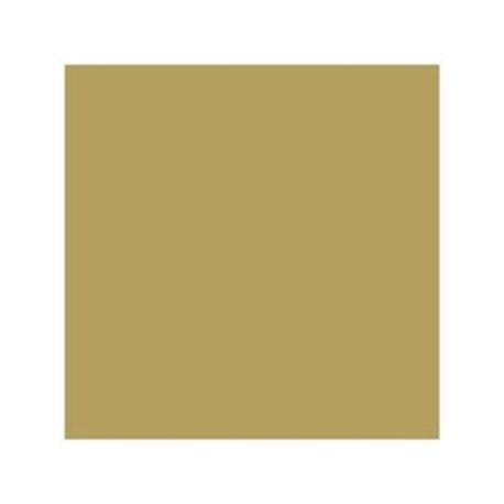 110 Mts x 60 cm Bobina Papel de Regalo color dorado