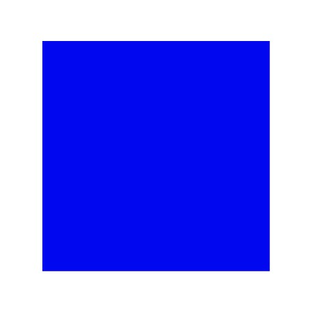 110 Mts x 60 cm Bobina Papel de Regalo Color azul / reflex blue