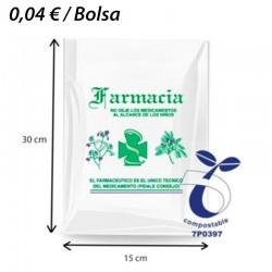 500 bolsas biodegradables